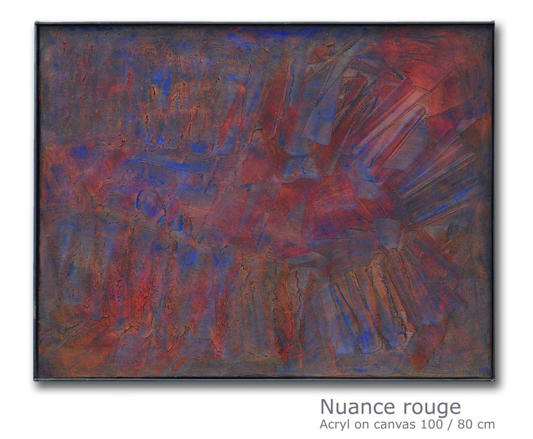 Nuence rouge